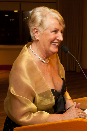 Margaret Redmond BBC&C Lifetime Achievement Award Recipient
