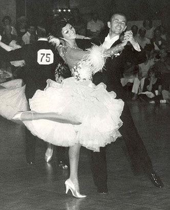 Brian and Kristi McDonald - DanceSport Champions